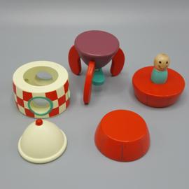 Janod  Magneetspel - Raket
