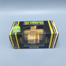 Bamboe puzzel €4,95