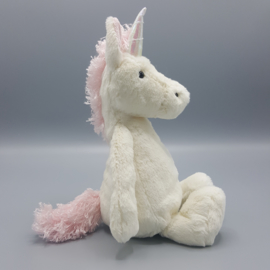 Jellycat Knuffel - Bashful unicorn