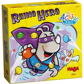 Haba - Rhino hero, active kids