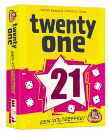White Goblin - Twenty one 21