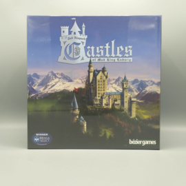 Bezier games - Castles of mad king Ludwig