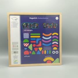 Djeco - Magneetset Geo Bonhomme