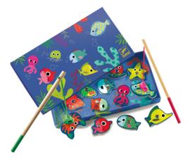 Djeco magnetics - Fishing Colour