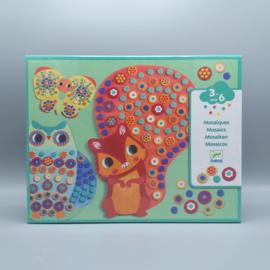 Djeco knutselpakket- Mozaiek Milfiori