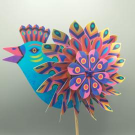 Djeco - Paradijsvogel windmolen