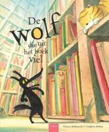 Thierry Robberecht - De wolf die uit het boek viel