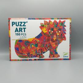 Djeco - Puzz'art Lion 150