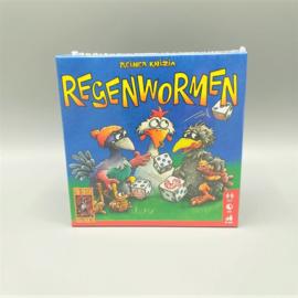999 games - Regenwormen