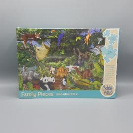 Family Puzzle - Noah's Gathering 350