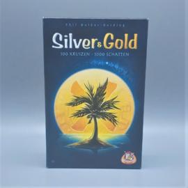 White Goblin - Silver & Gold