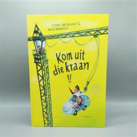 Kom uit die kraan - Tjibbe Veldkamp
