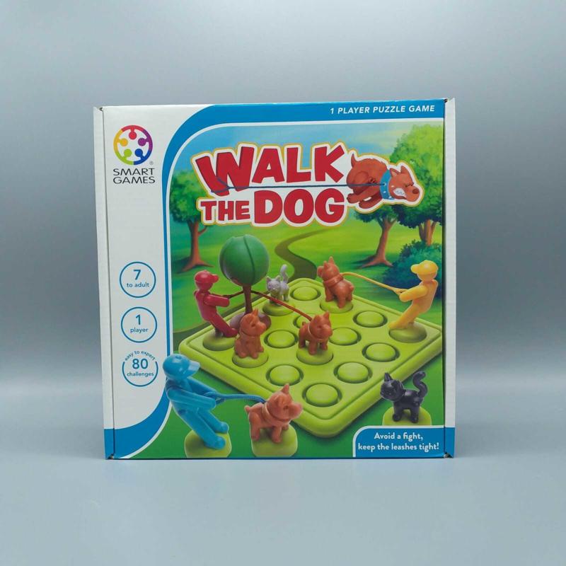 Smart games - Walk the dog