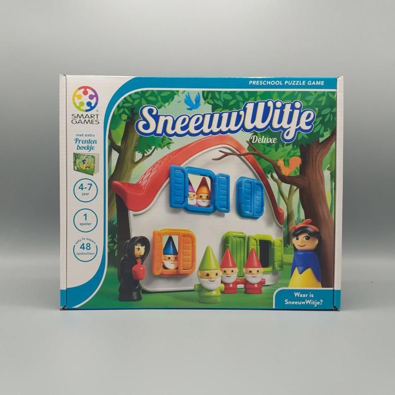 Smart games -Sneeuwwitje