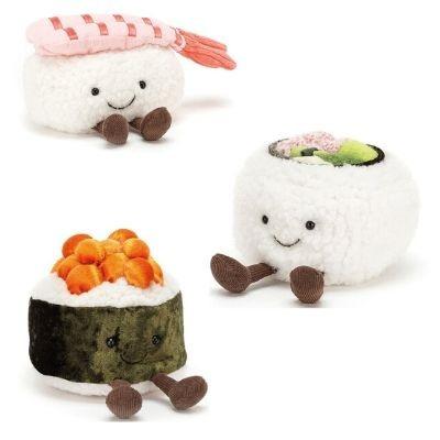 Jellycat - Sushi amuseables