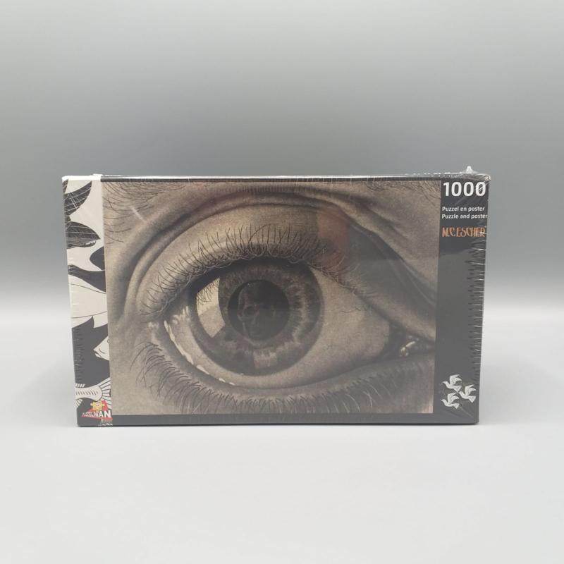 M.C. Escher - Oog  1000