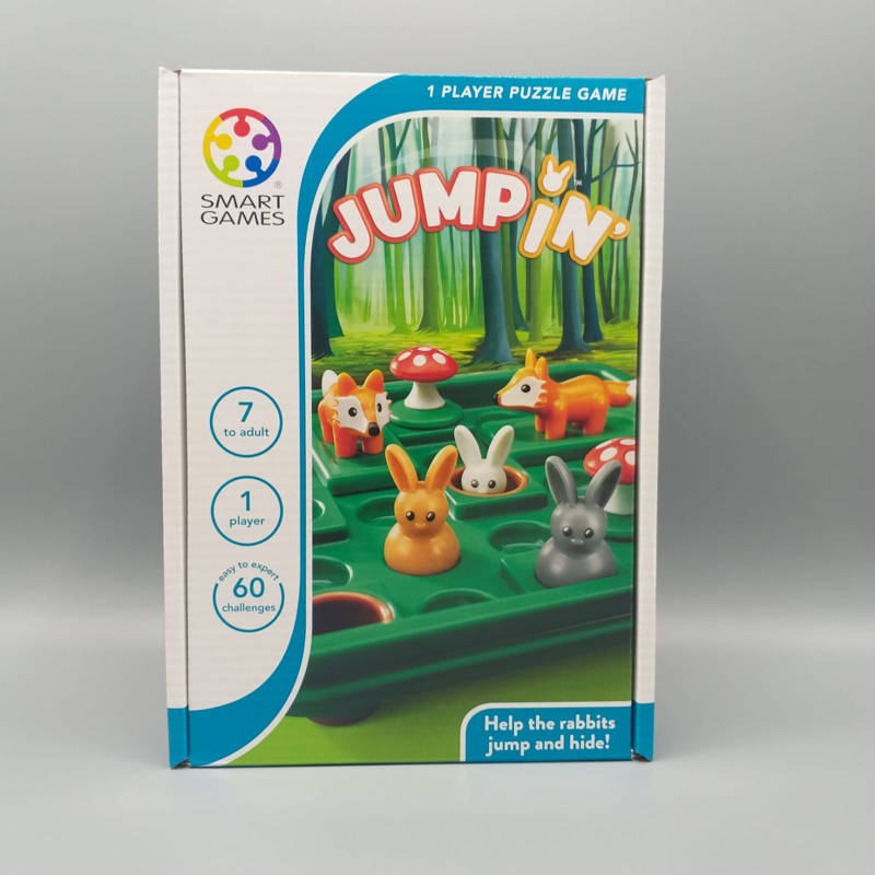 Smart games - Jump  in