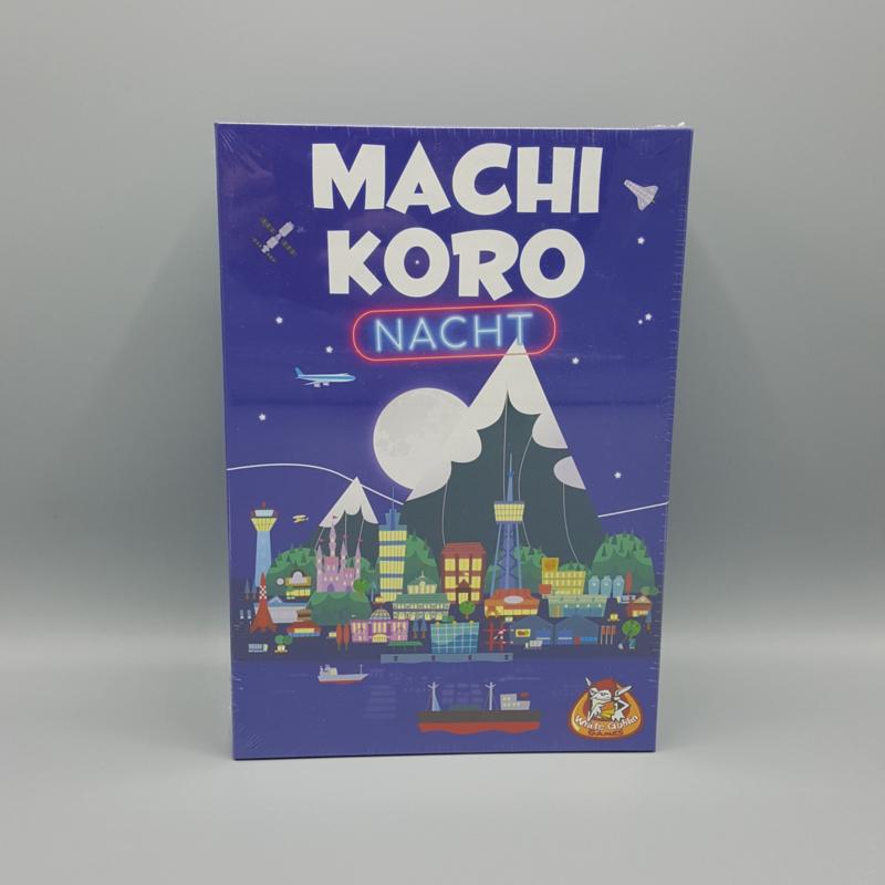 White Goblin - Machi Koro Nacht