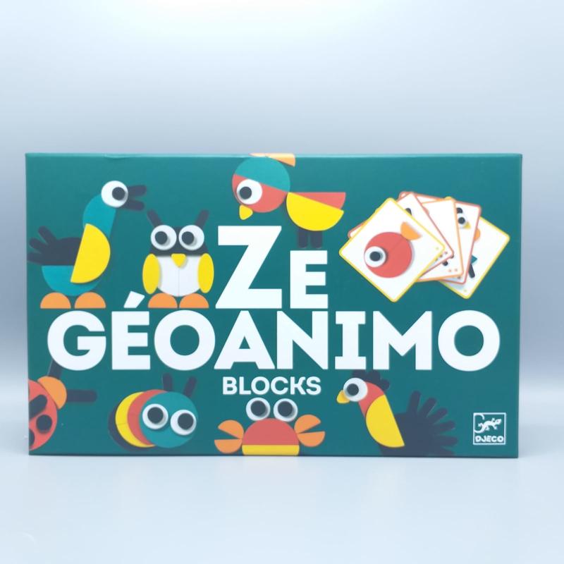 Djeco - Mozaiekset Ze Geoanimo