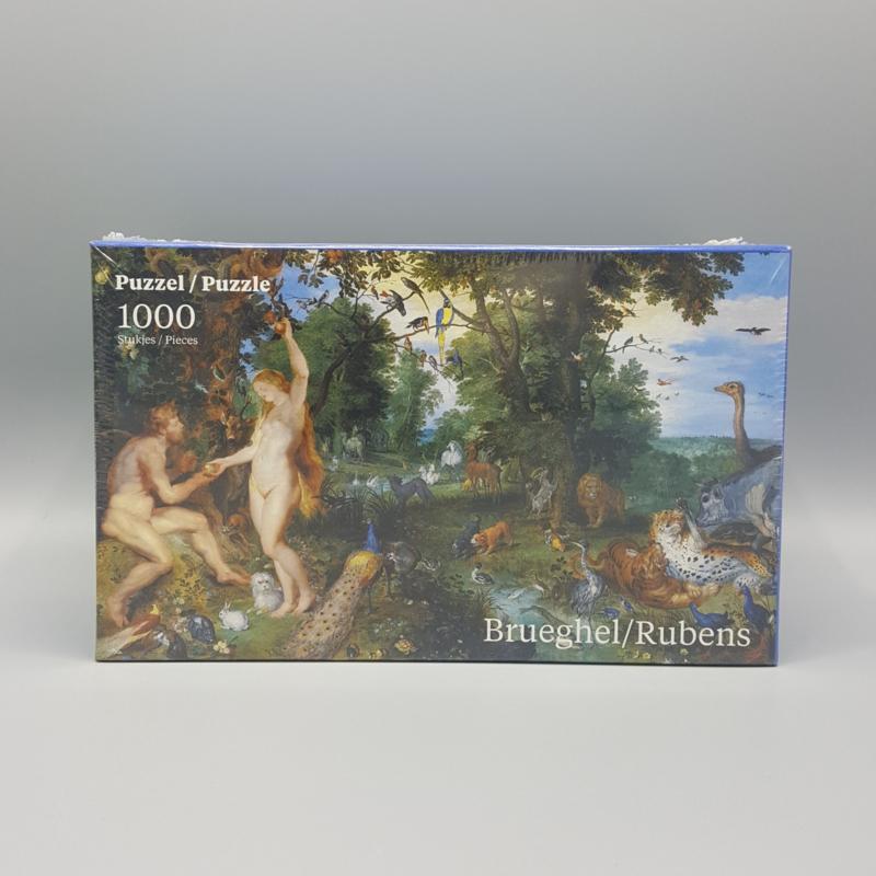 Mauritshuis - Aardse paradijs met de zondeval 1000
