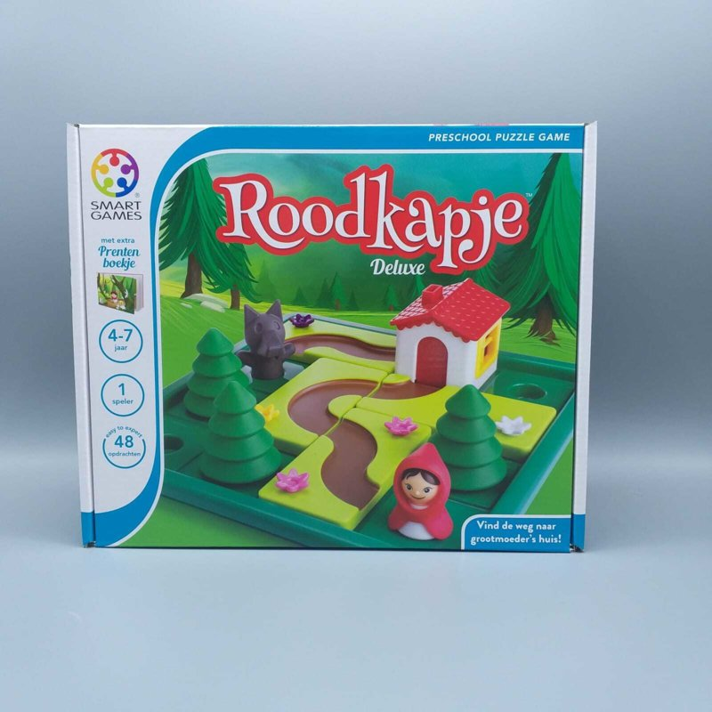 Smart games - Roodkapje