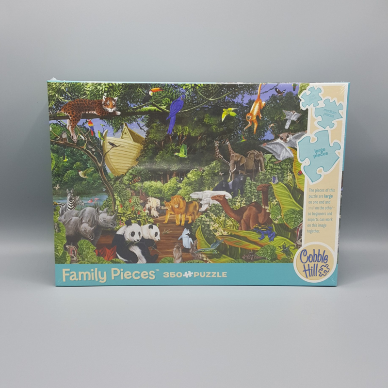 Family Puzzle - Noah's Gathering 350