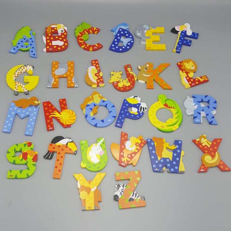 Sevi Houten Letters
