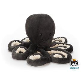 Knuffel Jellycat Inky Octopus baby