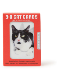 Kikkerland 3D kaarten Katten