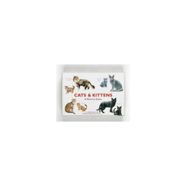 Cats & Kittens, a memory game