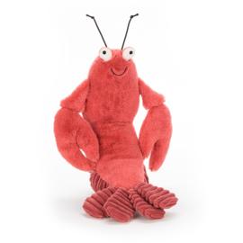 Knuffel Jellycat Larry Lobster klein