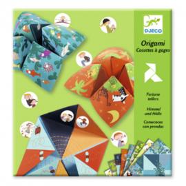 Djeco Origami Vogelspel Dieren