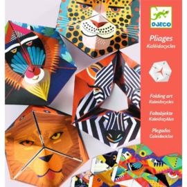 DJECO creatief papier Flexdieren