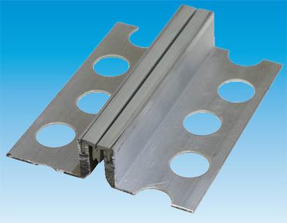 Vloerprofiel 426-020-AL - profielhoogte 20 mm