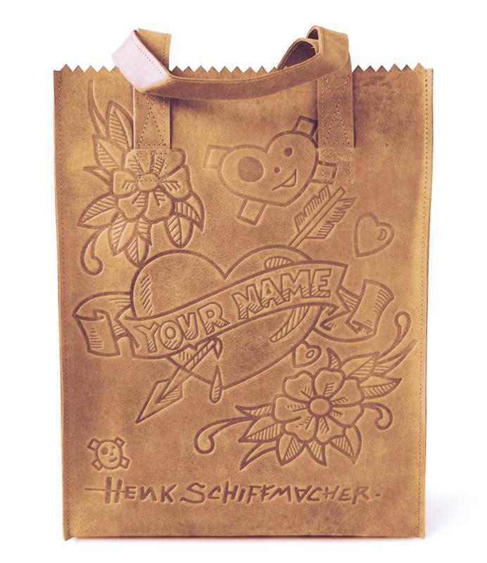 Paperbag Henk Schiffmacher