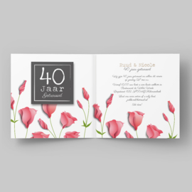 Veldbloemen | 40 jaar