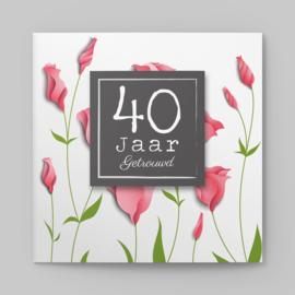 Veldbloemen   40 jaar