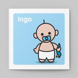 Hallo ik ben Ingo!
