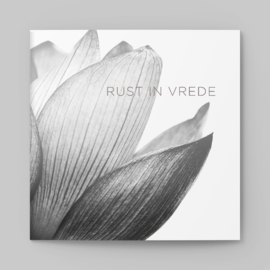 Rust in vrede