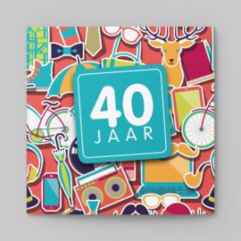 Vintage pop   40 jaar