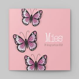 De mooiste vlinders