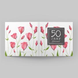 Veldbloemen   50 jaar