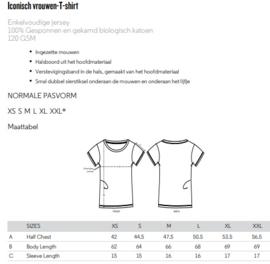 T-shirt - Gladiool