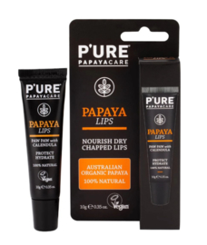 Pure Papaya Lip Balm