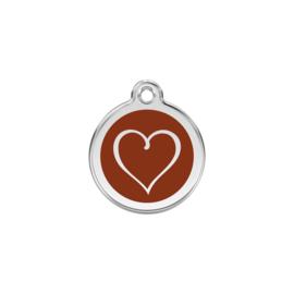 Tribal Heart Ø 20mm