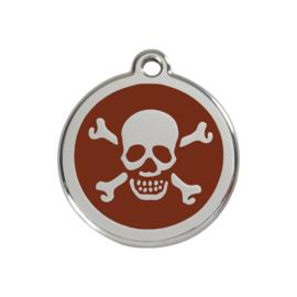 Skull & Cross Bones Ø 30mm