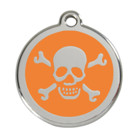 Skull & Cross Bones Ø 38mm
