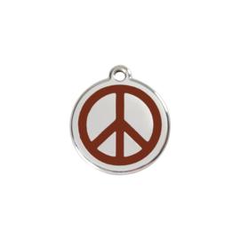 Peace  Ø 20mm