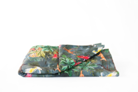 COTTON POPLIN GO JUNGLE