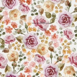 ENGLISH GARDEN COTTON POPLIN